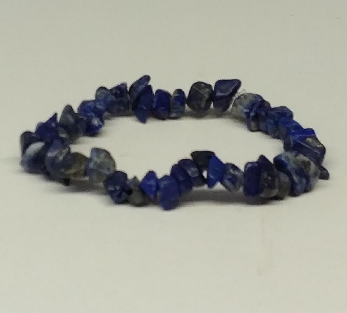 Bracelet lapis lazuli 6