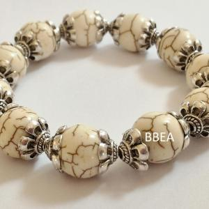 Bracelet magnesite 1 1