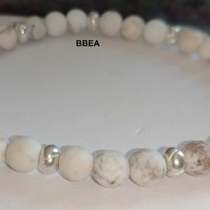 Bracelet magnesite 1 4