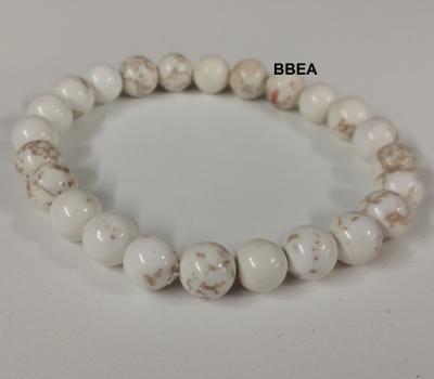 Bracelet magnesite 2 5