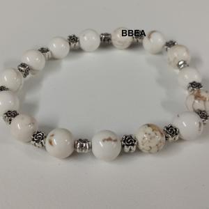Bracelet magnesite 3 2