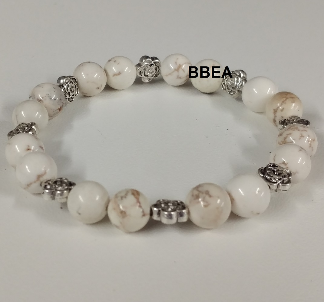 Bracelet magnesite 3