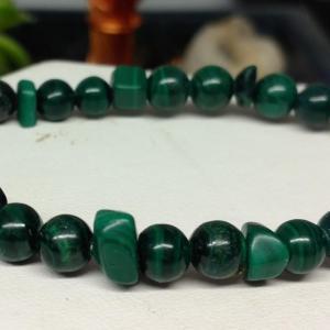 Bracelet malachite 1 2