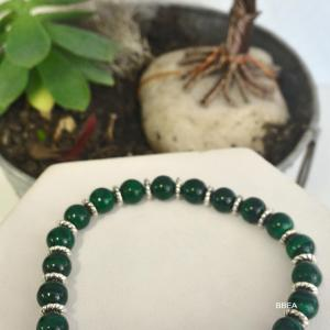 Bracelet malachite 1