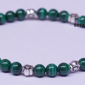 Bracelet malachite 2 4
