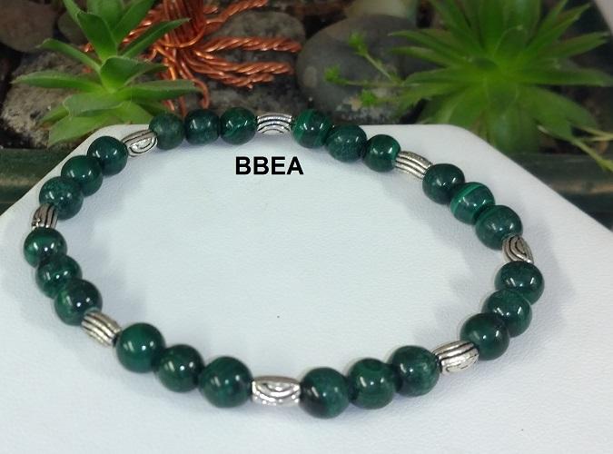 Bracelet malachite 2