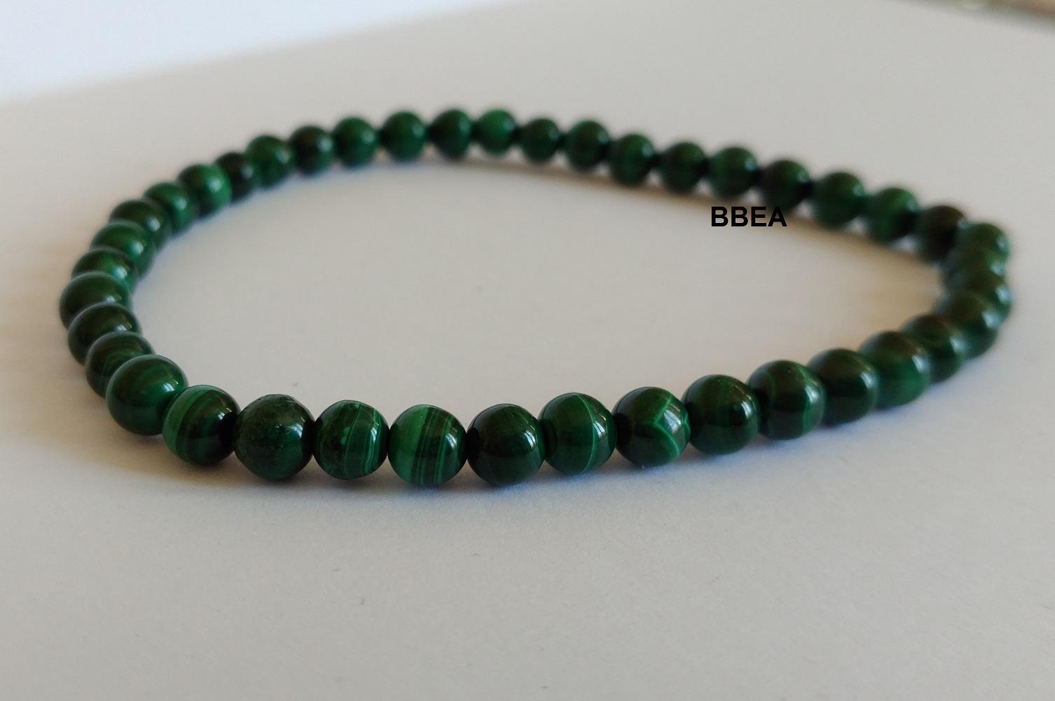 Bracelet malachite 3