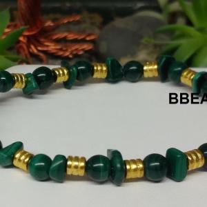 Bracelet malachite 4 1