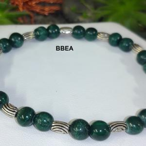 Bracelet malachite 4 3