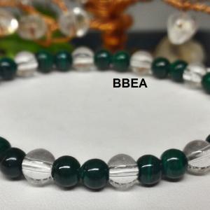 Bracelet malachite 7