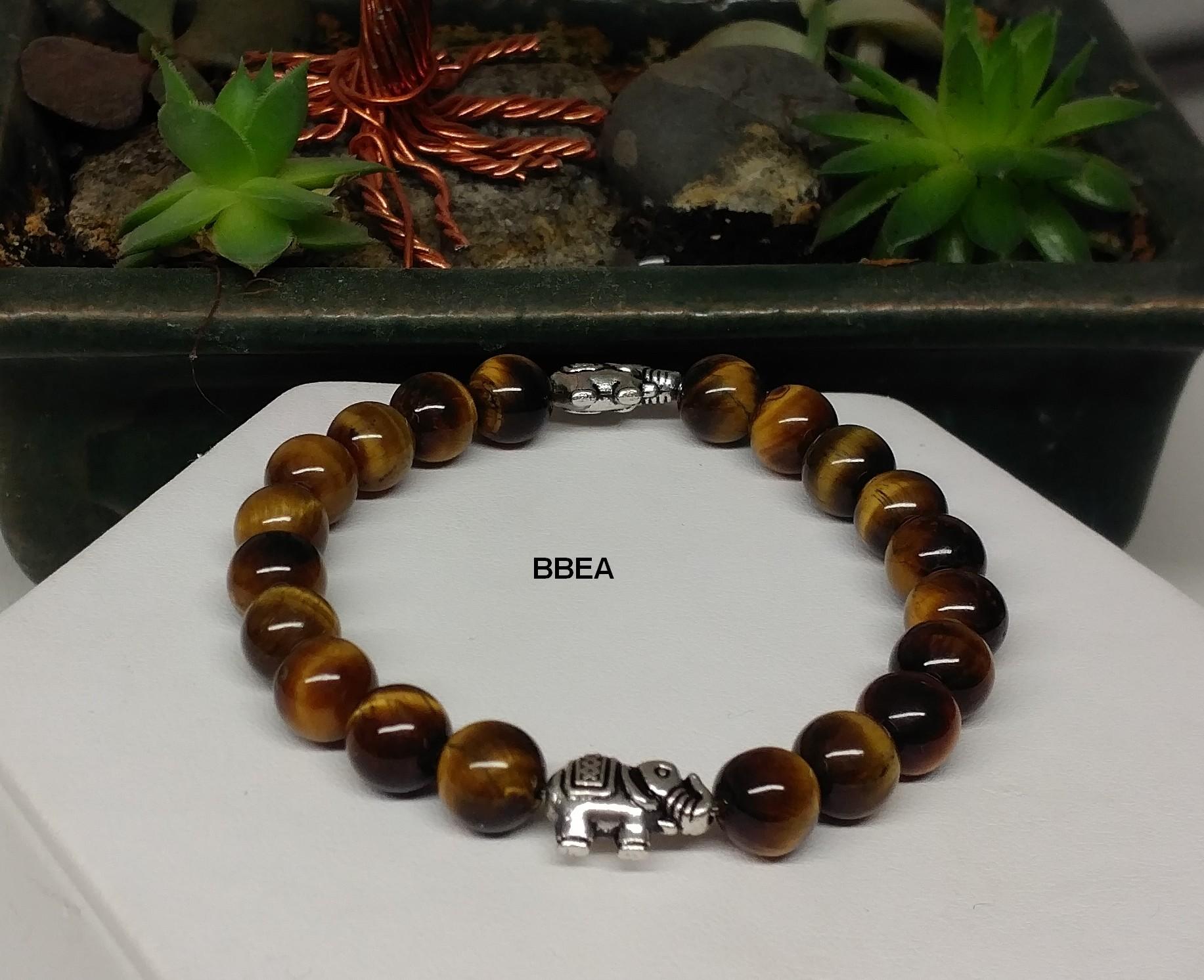 Bracelet oeil de tigre 1 1