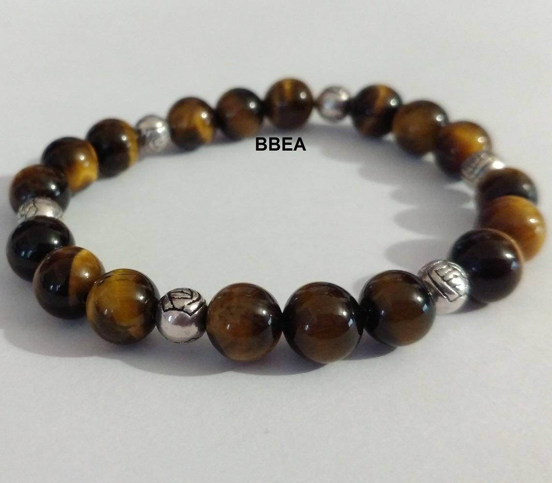 Bracelet oeil de tigre 1 2