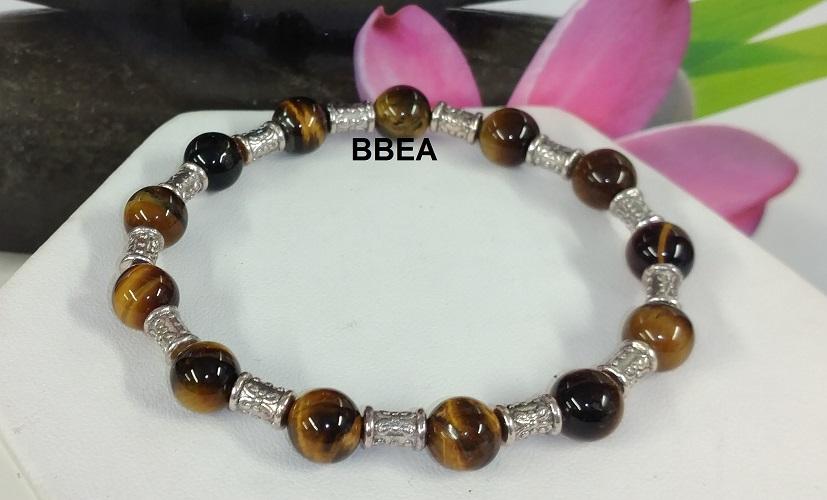 Bracelet oeil de tigre 2 4