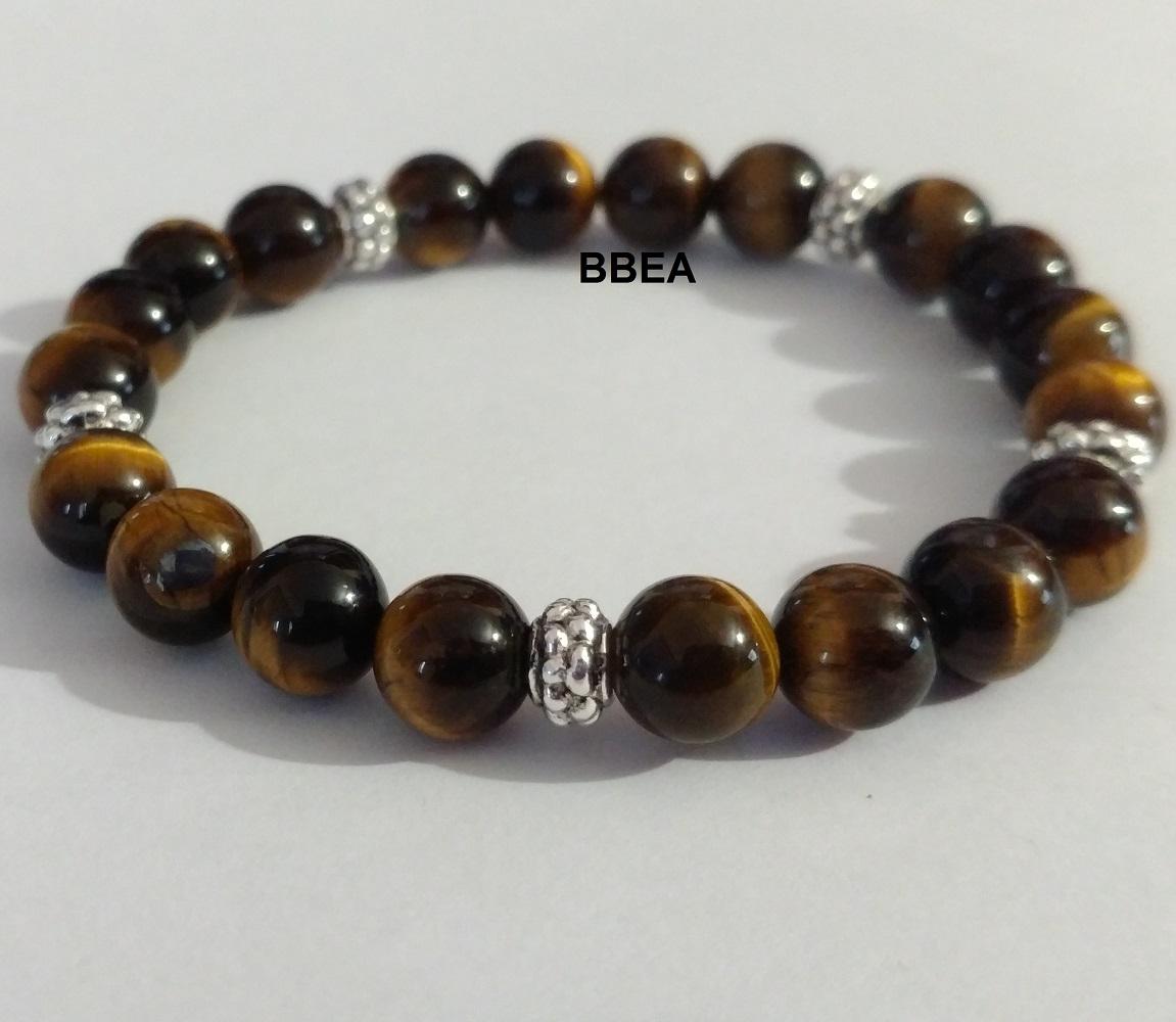 Bracelet oeil de tigre 2 5