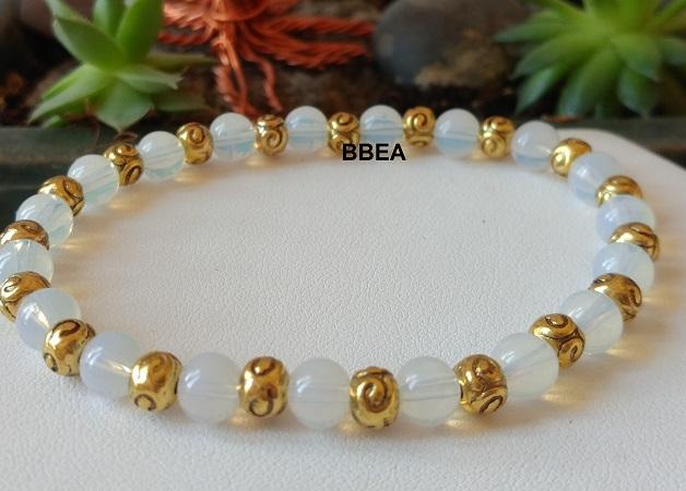 Bracelet opalite 2 1