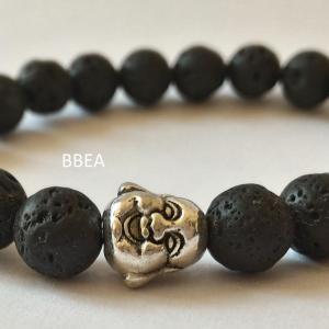 Bracelet pierre de lave 1 1