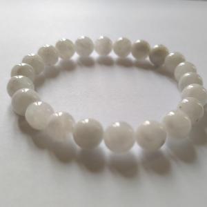 Bracelet pierre de lune 1