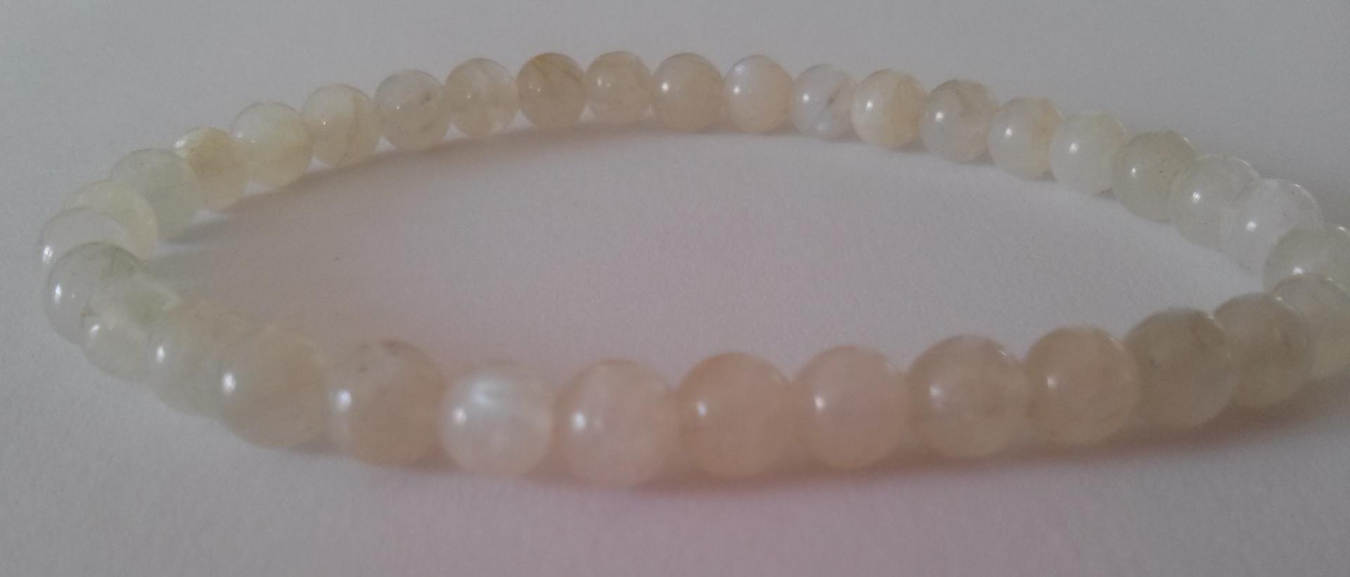 Bracelet pierre de lune 2 1