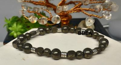 Bracelet pyrite 1