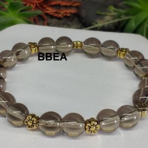 Bracelet quartz fume 3