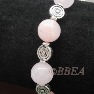 Bracelet quartz rose 3207