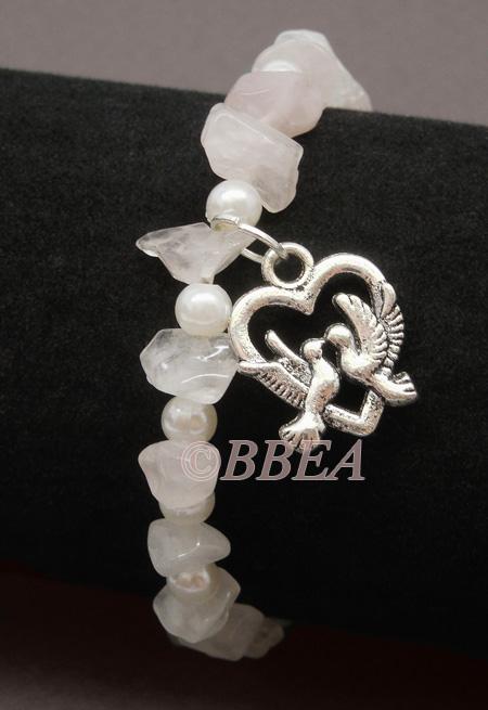 Bracelet quartz rose 3220