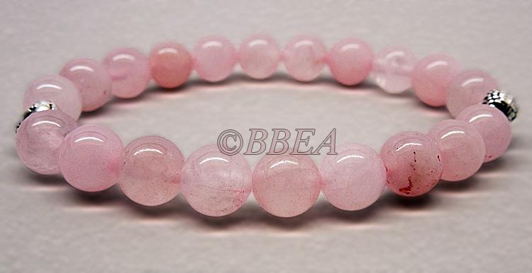 Bracelet quartz rose 3654