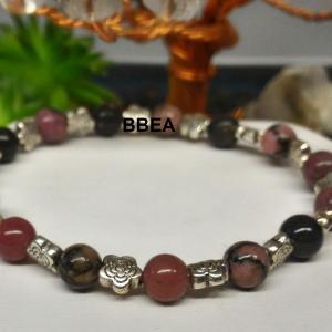 Bracelet rhodonite