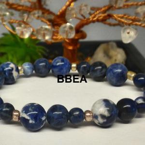 Bracelet sodalite 1