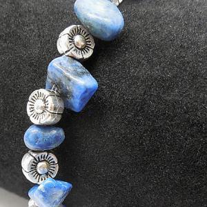 Bracelet sodalite 2651