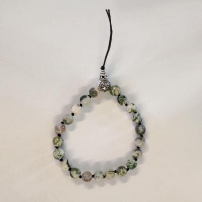 Bracelet tibetain agate arbre 1