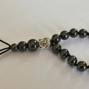 Bracelet tibetain hematite 1