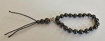 Bracelet tibetain hematite