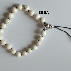 Bracelet tibetain magnesite