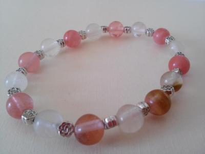 Bracelet tourmaline 2