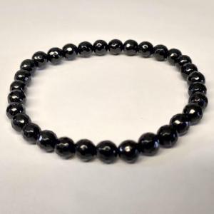 Bracelet tourmaline noire 1