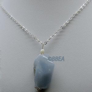 Calcedoine bleue 2861