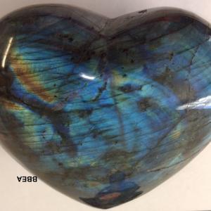 Coeur labradorite 1 1