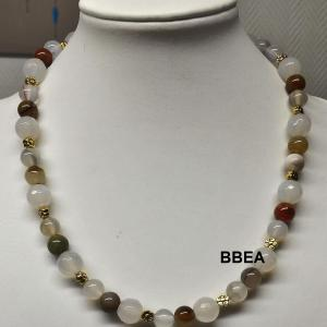 Collier agate 1