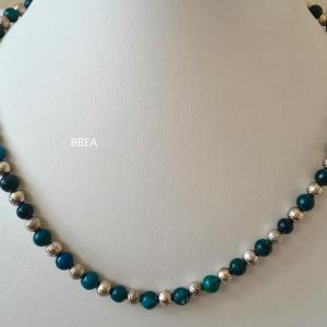 Collier chrysocolle 1