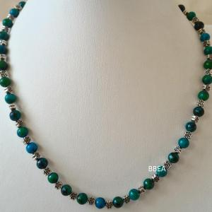 Collier chrysocolle 2
