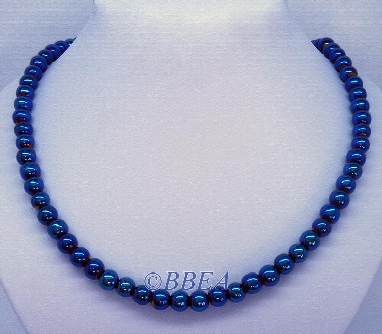 Collier hematite 3381