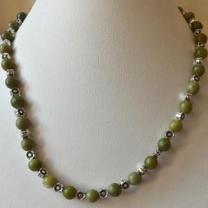 Collier jade 2