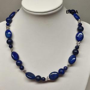 Collier lapis lazuli 2 2