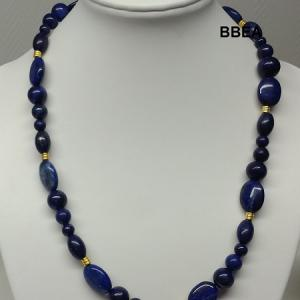 Collier lapis lazuli 2 3