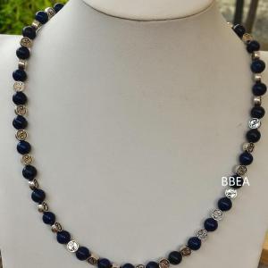 Collier lapis lazuli 4 1