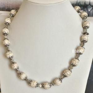 Collier magnesite 10 mm 4