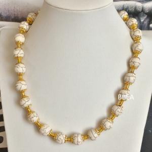Collier magnesite 10 mm 7