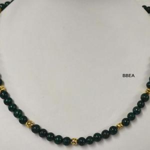 Collier malachite 1