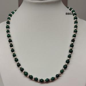 Collier malachite 2